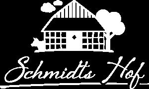 Logo Schmidts Hof Garbsen weiß