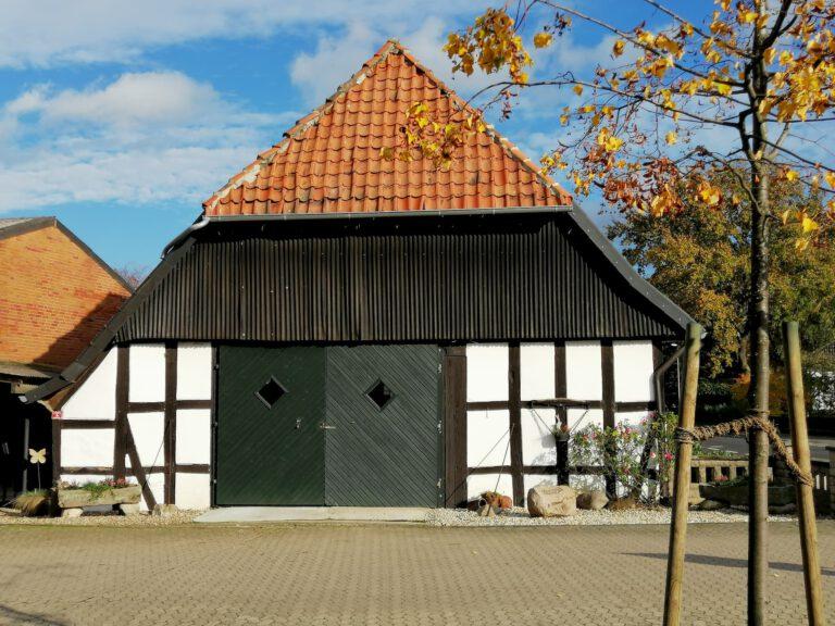 Schmidts Hof Garbsen Fachwerkhaus